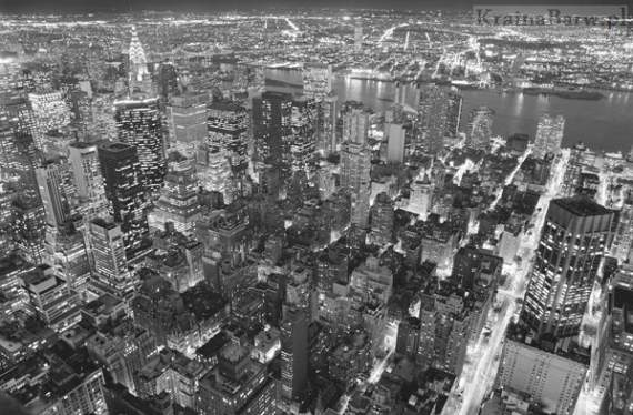 Plakat 00661 Empire State Building, East View