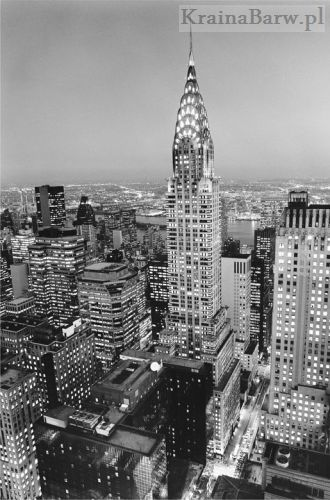 Plakat 00659 Chrysler Building